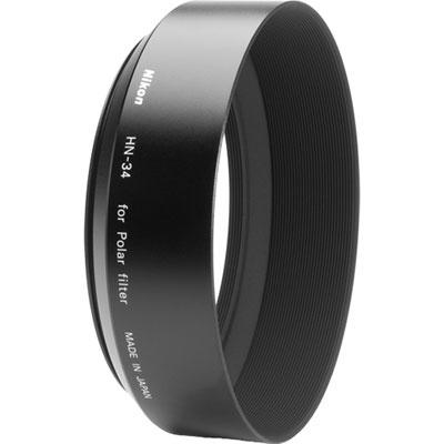 Nikon HN-34 77mm Screw-On Lens Hood for Circular Polarizing Filter