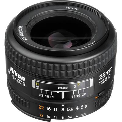 Nikon AF 28mm f2.8D Wide Angle Lens