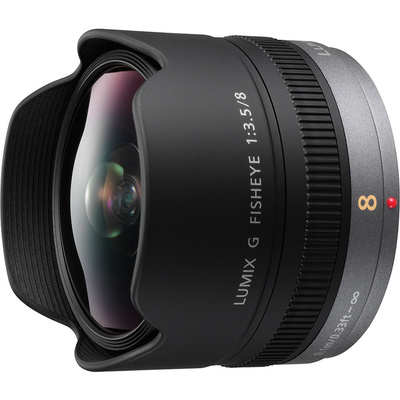 Panasonic Lumix G Fisheye 8mm