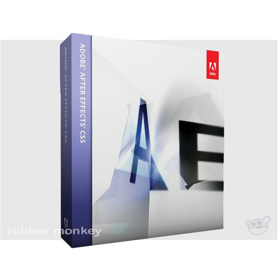 Adobe CS5 After Effects 10 Macintosh