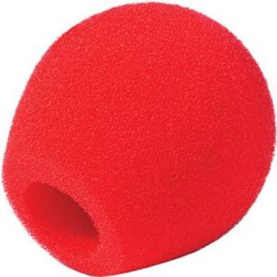 Rycote 104419 - Small Diaphragm Mic Foam (Red)