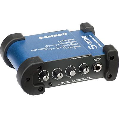 Samson S Amp