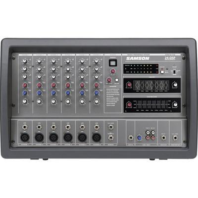 Samson XM410 Powered Mixer