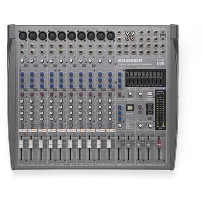 Samson L1200 Live 12 Channel Mixing console