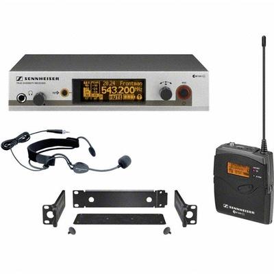 Sennheiser EW352 G3-A Headset Microphone Presenter System