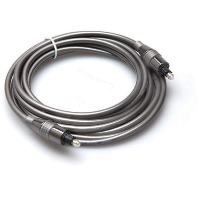 Hosa OPM-315 Pro Fiber Optic Cable 15ft