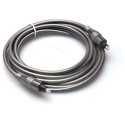 Hosa OPM-310 Pro Fiber Optic Cable 10ft