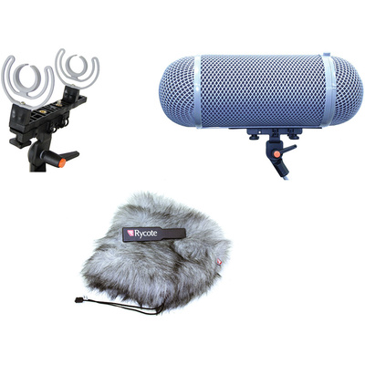 Rycote - Stereo Windshield Kit AF with 30mm Clips