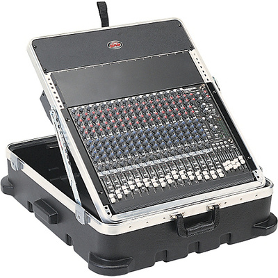 SKB SKB19-P12 ATA Pop-Up 12 Unit Mixer Case