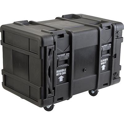 SKB R910U28 10U Rotoshockmount Rack Case - 28'' Deep