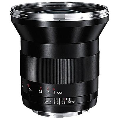 Zeiss Distagon T* 21mm f2.8 ZE Canon EF Mount SLR Lens