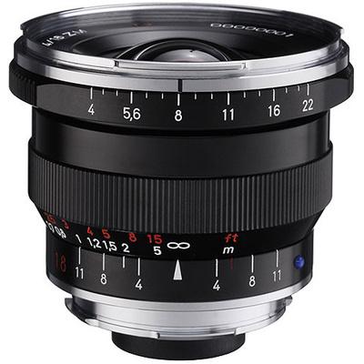 Zeiss Distagon T* 18mm f4  ZM SLR Lens BLACK