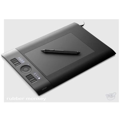 Wacom - Intuos 4 Tablet with Pen (Medium)