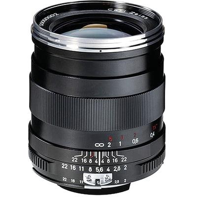 Zeiss Distagon T* 28mm f2.0 ZE Canon EF Mount SLR Lens