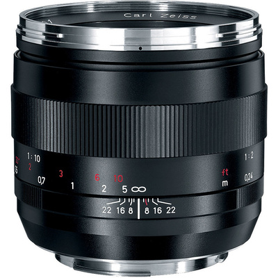 Zeiss Distagon T* 50mm f2.0 ZE Canon EF Mount SLR Lens