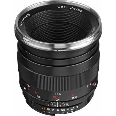Zeiss Macro-Planar T* 50mm f2 ZF.2 Nikon F Mount SLR Lens