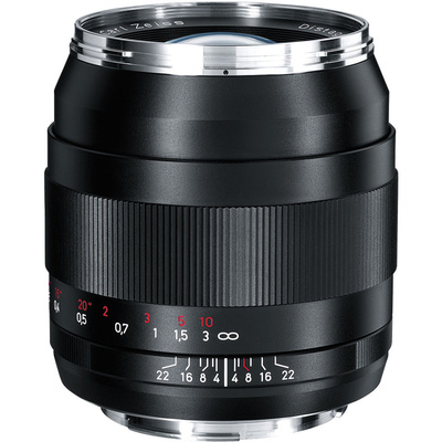 Zeiss Distagon T* 35mm f2.0 ZE Canon EF Mount SLR Lens
