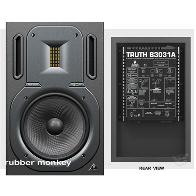 Behringer TRUTH B3031A Powered Speakers (Pair)