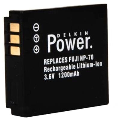 Delkin NP-70 Battery for Fuji