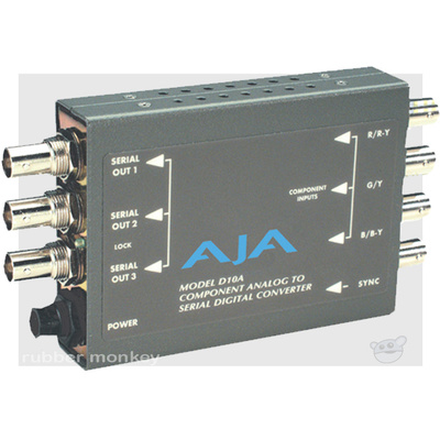 AJA D10A SDI Converter
