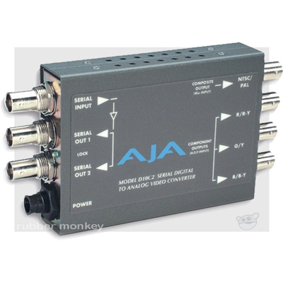 AJA D10C2 SDI Converter