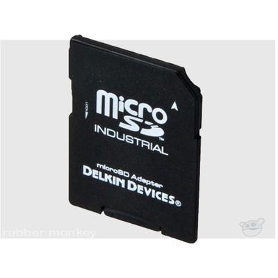 Delkin Micro-SD Card 4GB
