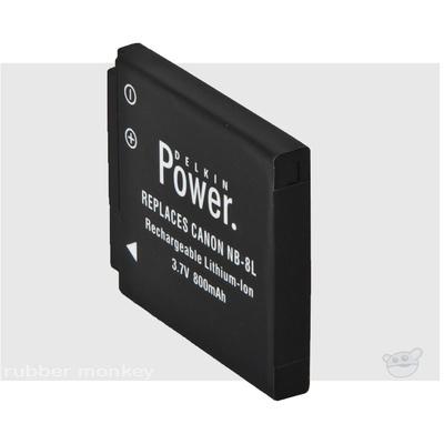 Delkin NB8L Battery