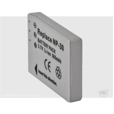 Delkin NP-30 Battery