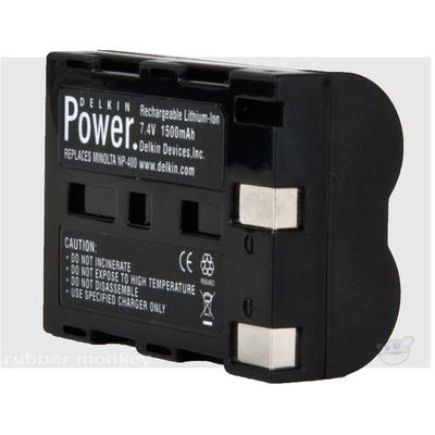 Delkin NP400 Battery