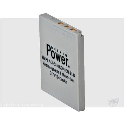 Delkin ENEL8 Battery