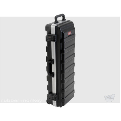 SKB H3611 ATA Trap Case with Wheels and Strap