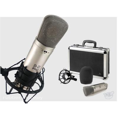 Behringer Dual Diaphragm Condenser Microphone B-2 Pro