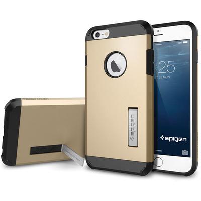 Spigen Tough Armor Case for Apple iPhone 6 Plus (Champagne Gold)