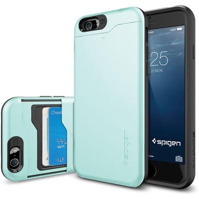 Spigen Slim Armor CS Case for Apple iPhone 6 (Mint)