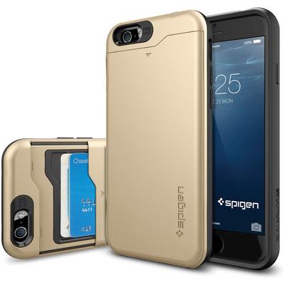 Spigen Slim Armor CS Case for Apple iPhone 6 (Champagne Gold)