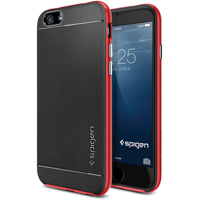 Spigen Neo Hybrid Case for Apple iPhone 6 (Dante Red)