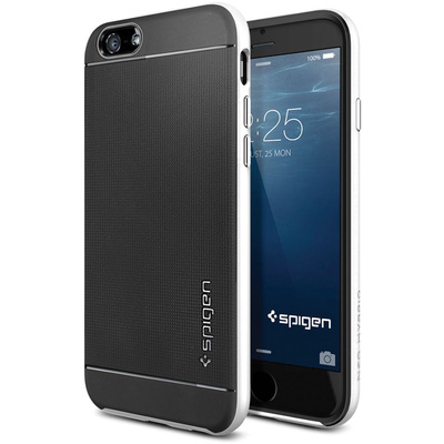 Spigen Neo Hybrid Case for Apple iPhone 6 (Infinity White)