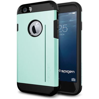 """Spigen iPhone 6 Case Tough Armor S 4.7"""" (Mint)"""