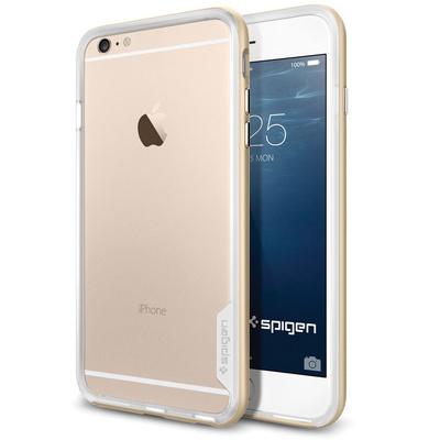 Spigen Neo Hybrid EX Case for iPhone 6 Plus (Champagne Gold)