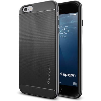 Spigen Neo Hybrid Case for Apple iPhone 6 Plus (Gunmetal)