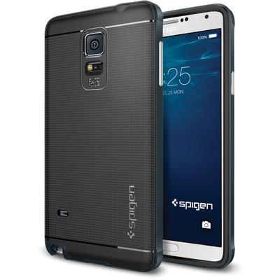 Spigen Neo Hybrid Case for Samsung Galaxy Note 4 (Metal Slate)