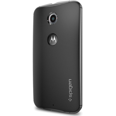 Spigen Neo Hybrid Case for Motorola Google Nexus 6 (Gunmetal)