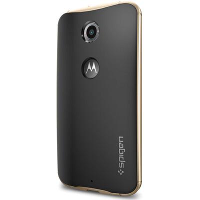 Spigen Neo Hybrid Case for Motorola Google Nexus 6 (Champagne Gold)