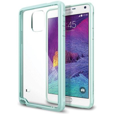 Spigen Ultra Hybrid Case for Samsung Galaxy Note 4 (Mint)