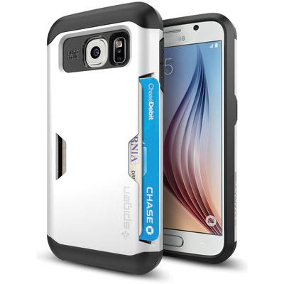 Spigen Slim Armor CS Case for Samsung Galaxy S6 (Shimmery White)