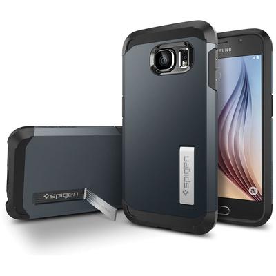 Spigen Tough Armor Case for Samsung Galaxy S6 (Metal Slate)