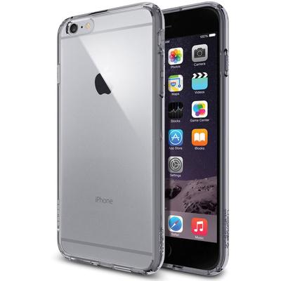 Spigen Ultra Hybrid Case for Apple iPhone 6 Plus (Smoke Black)