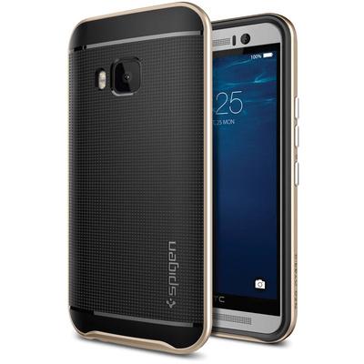Spigen Neo Hybrid Case for HTC One M9 (Champagne Gold)