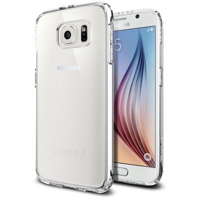 Spigen Ultra Hybrid Case for Samsung Galaxy S6 (Crystal Clear)