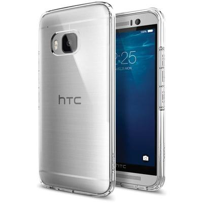 Spigen Ultra Hybrid Case for HTC One M9 (Crystal Clear)